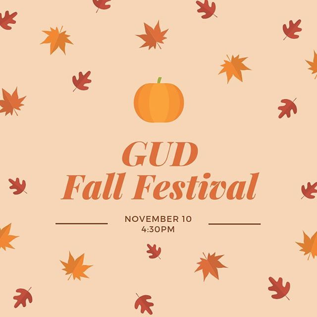 THIS SATURDAY, November 10, we are having our first Fall Festival at 4:30pm!  Food, games, music, bonfire and most important a time with God.  We have many things planned so invite someone, we're counting on all of you all!