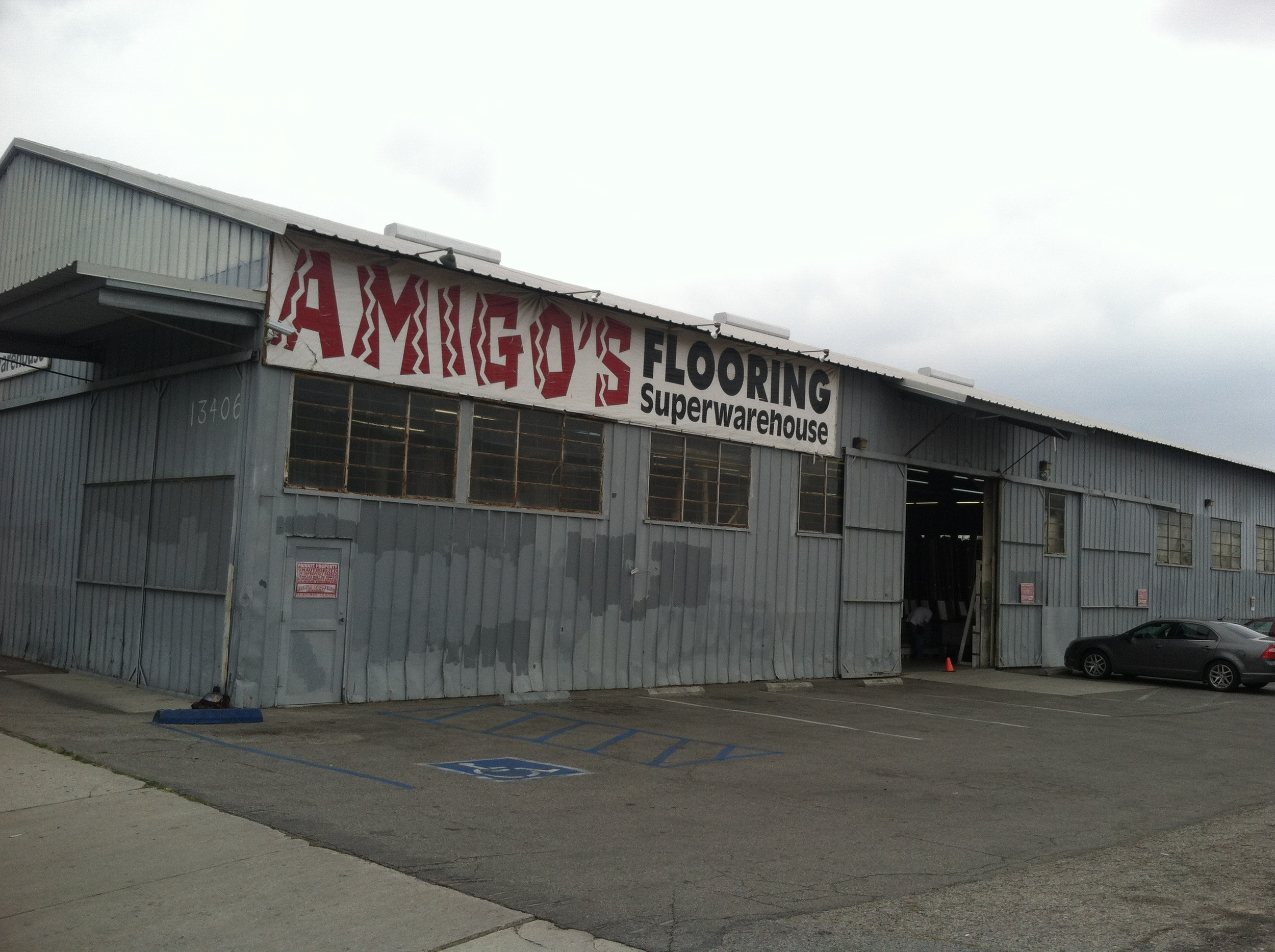 Amigo's Carpet & Flooring in North Hollywood.