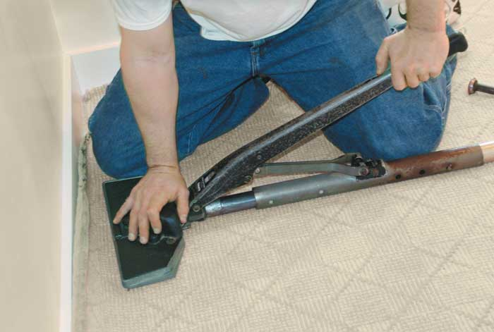 Carpet Restretching