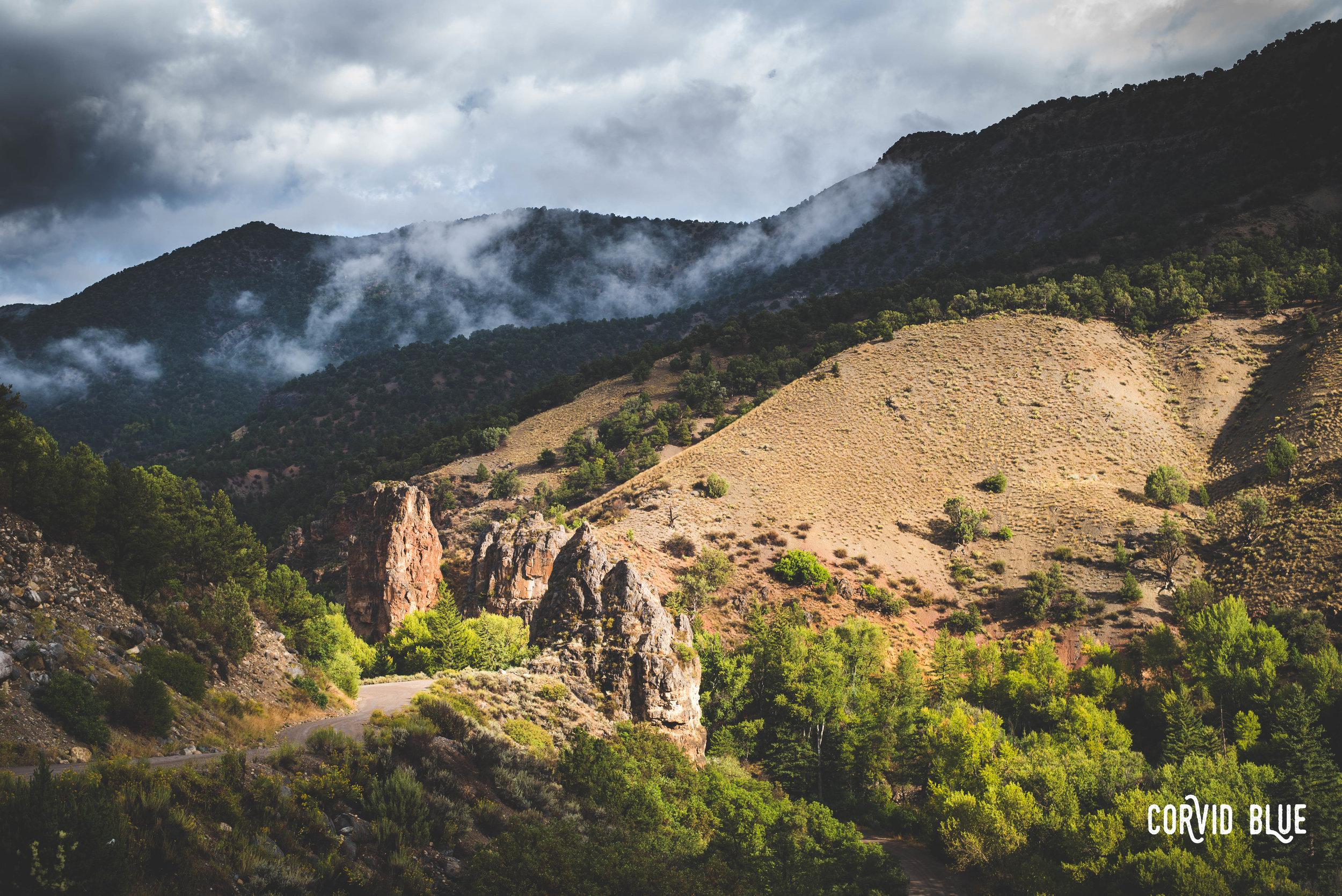 Deep Creek BLM Recreation Area, Colorado