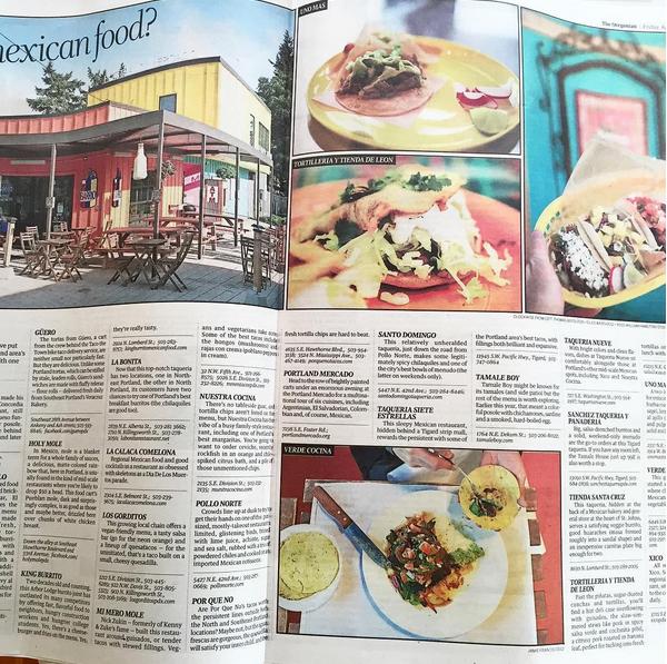Best Mexican Food in Portland, OR   Verde Cocina