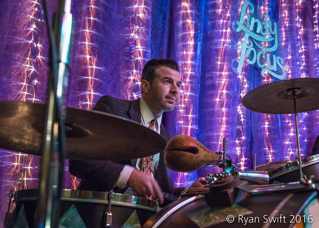 Josh Collazo at Lindy Focus