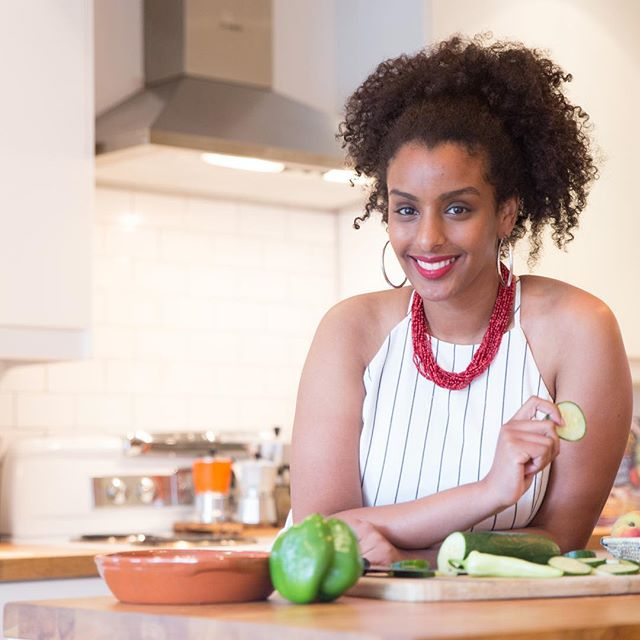 Join us on Friday March 22 for our next Foodies of Colour event! We will be in conversation with Eden Hagos @edenthefoodie, the founder of @blackfoodie.co.  What happens to food traditions when they are disrupted by colonialism, occupation, and violence? And how do food cultures absorb such shocks, and adapt their ways of eating to new realities? Be it broken rice in Ghana, bannock in the First Nations of Turtle Island, or southern soul food in the U.S., marginalized cultures have long adapted their food to develop delicious new cuisines in times of oppression. But sometimes this comes at the cost of leaving behind a rich history of food cultures. On March 22, Eden Hagos will be talking to us about this and more.  The night will include also features guest chef Nathaniel Netty @chefnates35, a Toronto-based caterer who specializes in Ghanaian and Caribbean cuisine. We'll be serving up a menu of Ghanaian jollof rice and goat meat, roasted jerk chicken, curried potatoes and peppers, and fried bofrot donuts. Eden will also be preparing Misir, a vegan Ethiopian berbere lentil, with a side of injera.  Get your ticket today, link in bio! #blackfoodie #foodiesofcolour