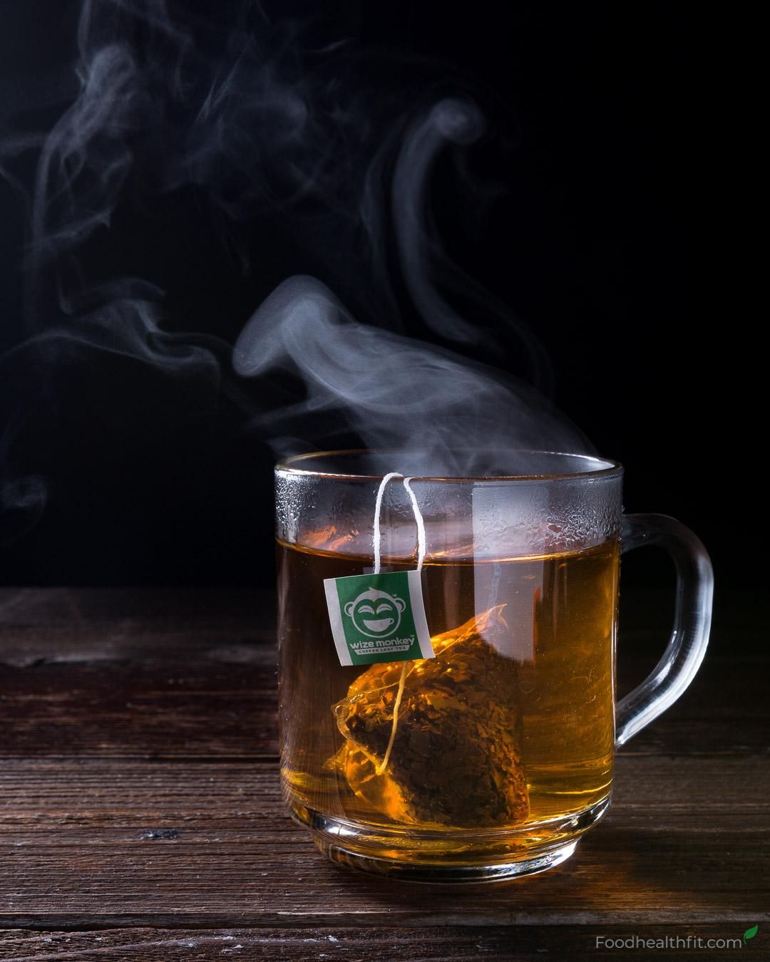 Wize Monkey Coffee Leaf Tea