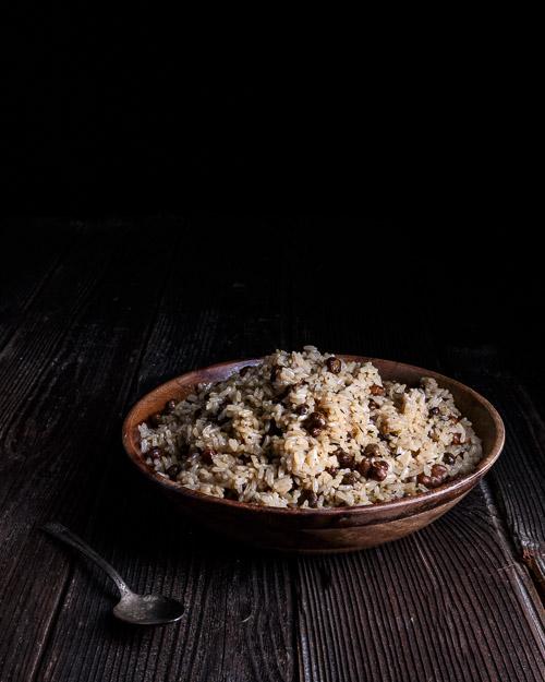 Jamaican Rice & Peas