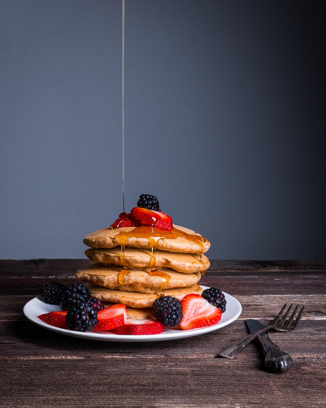 Vegan Pancakes!