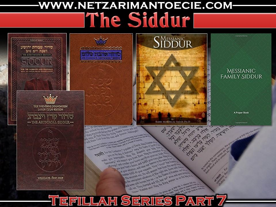 Tefillah Series — Teachings — Netzarim Antoecie