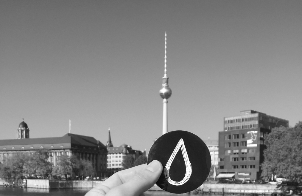 Aquaregia has setup a Berlin HQ which allows cheaper shipping options within Europe on their vinyl and other merchandise.