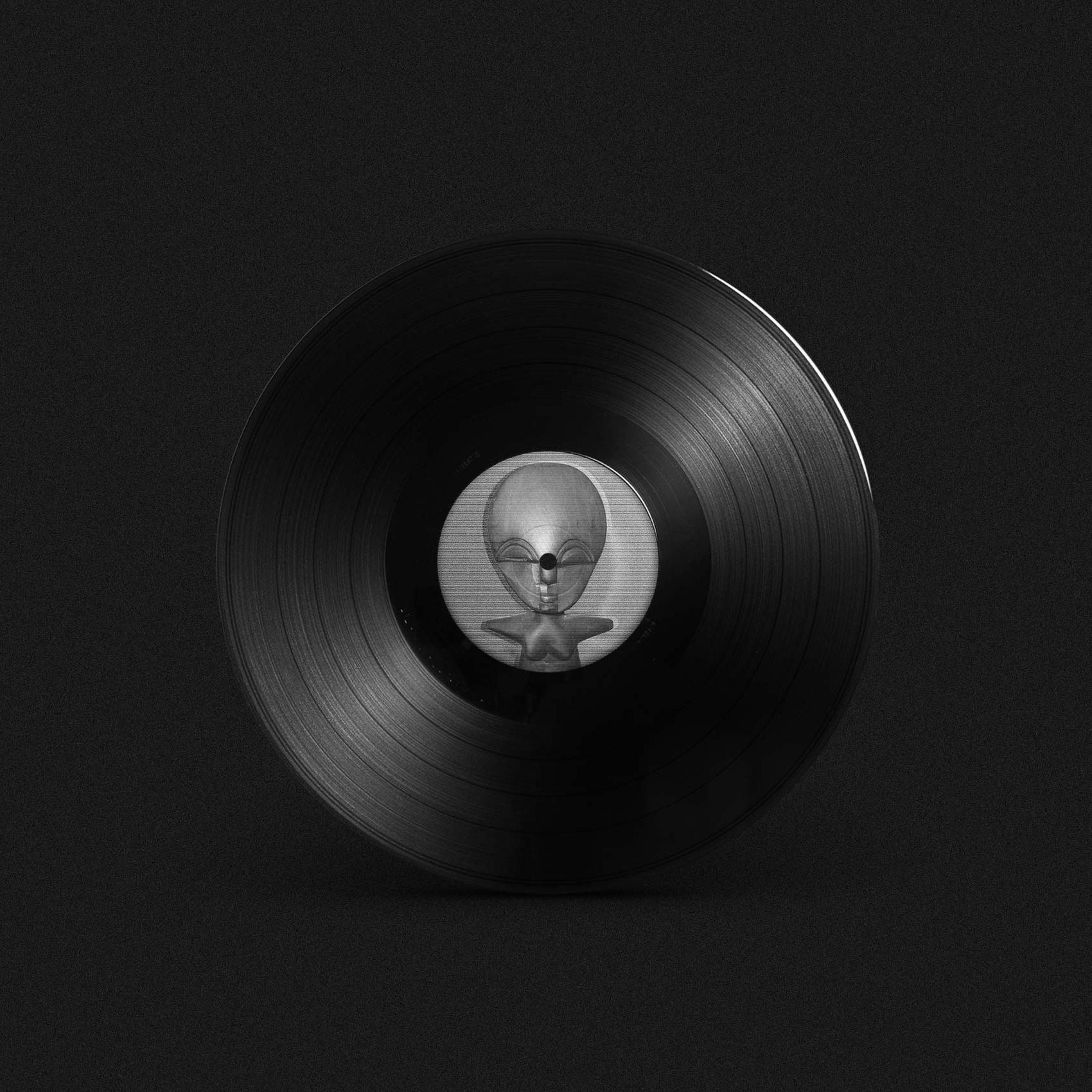 """747 - Aurora Centralis EP (12"""" Vinyl) [AQR006]"""