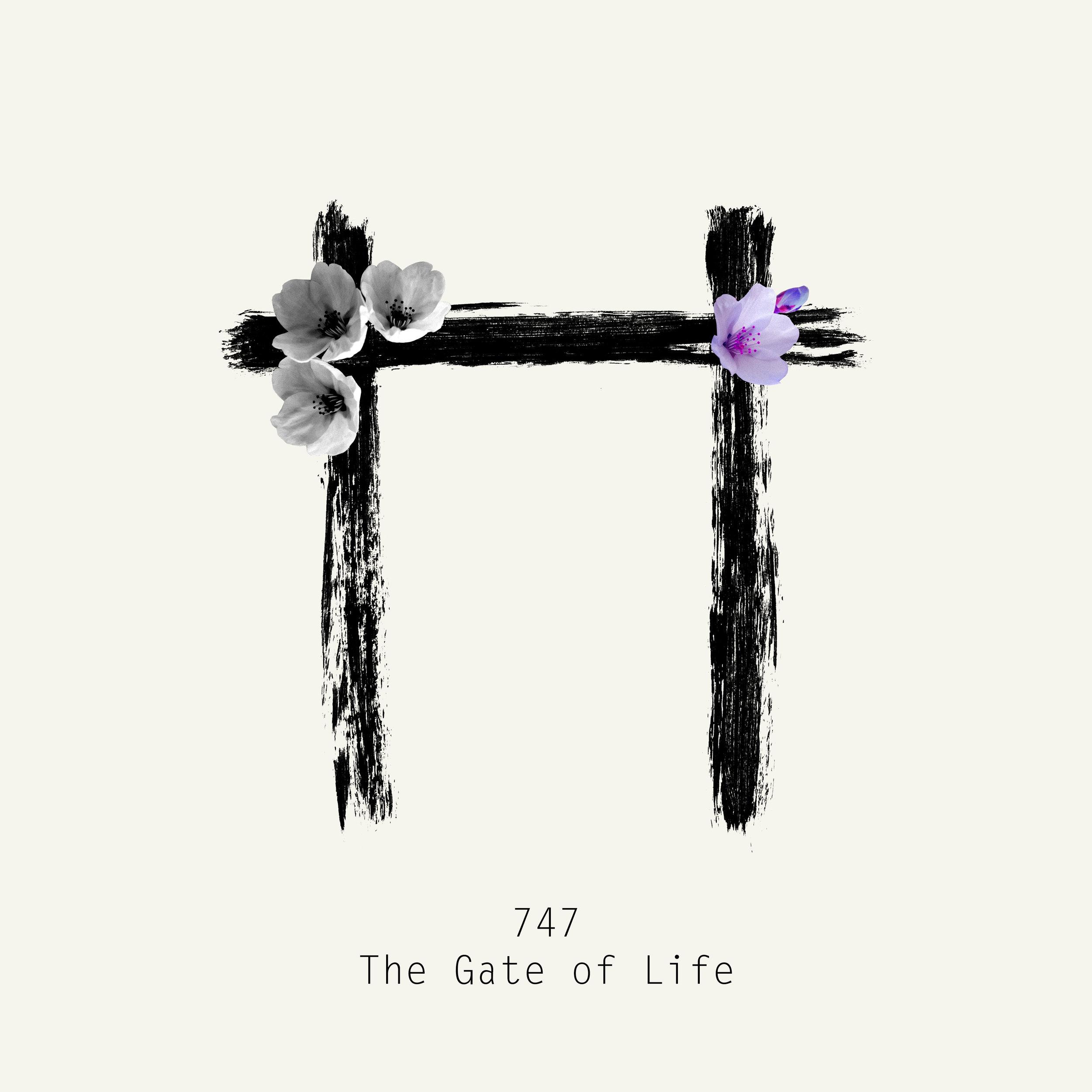 747 The Gate of Life Sampler