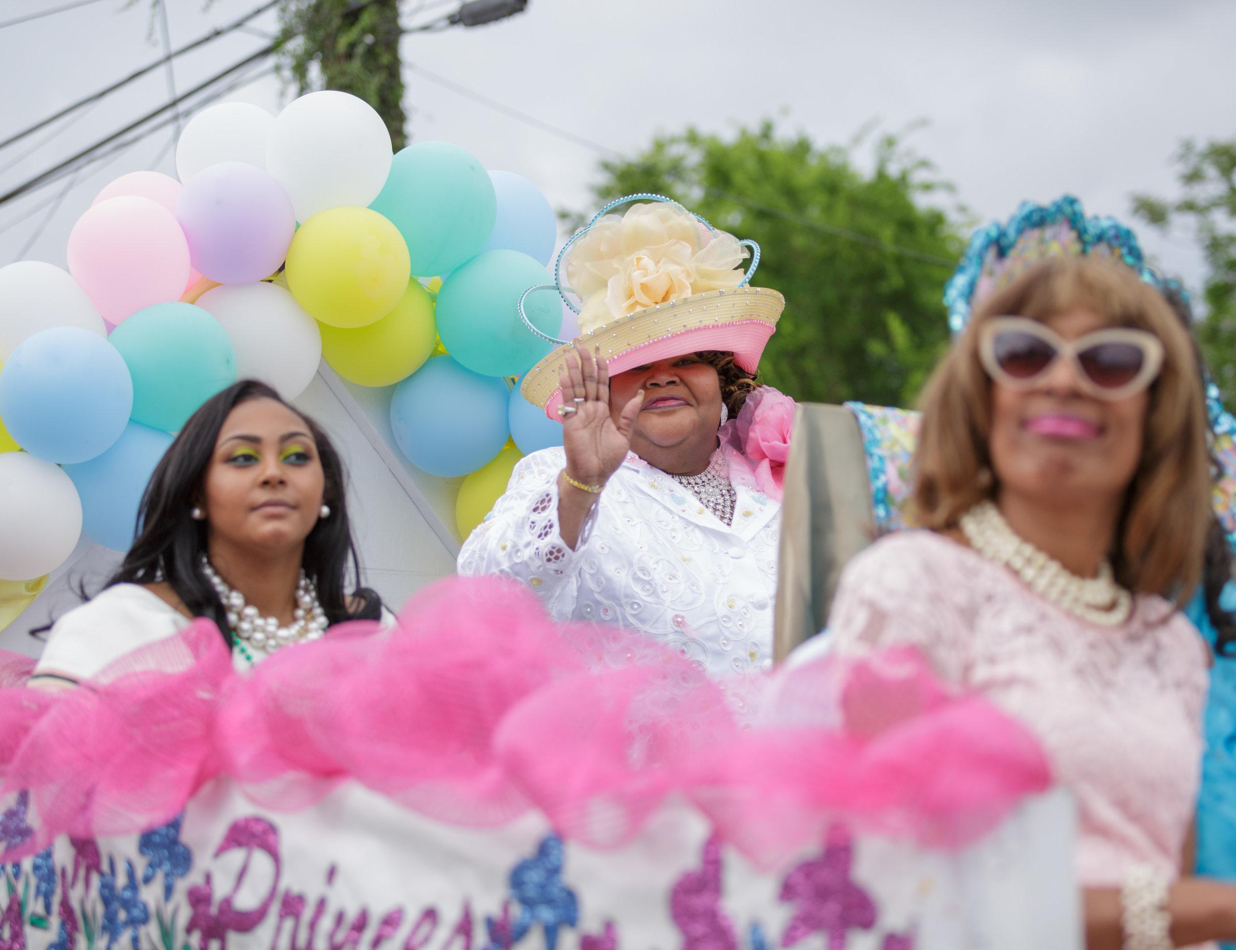 7th Ward Easter Parade