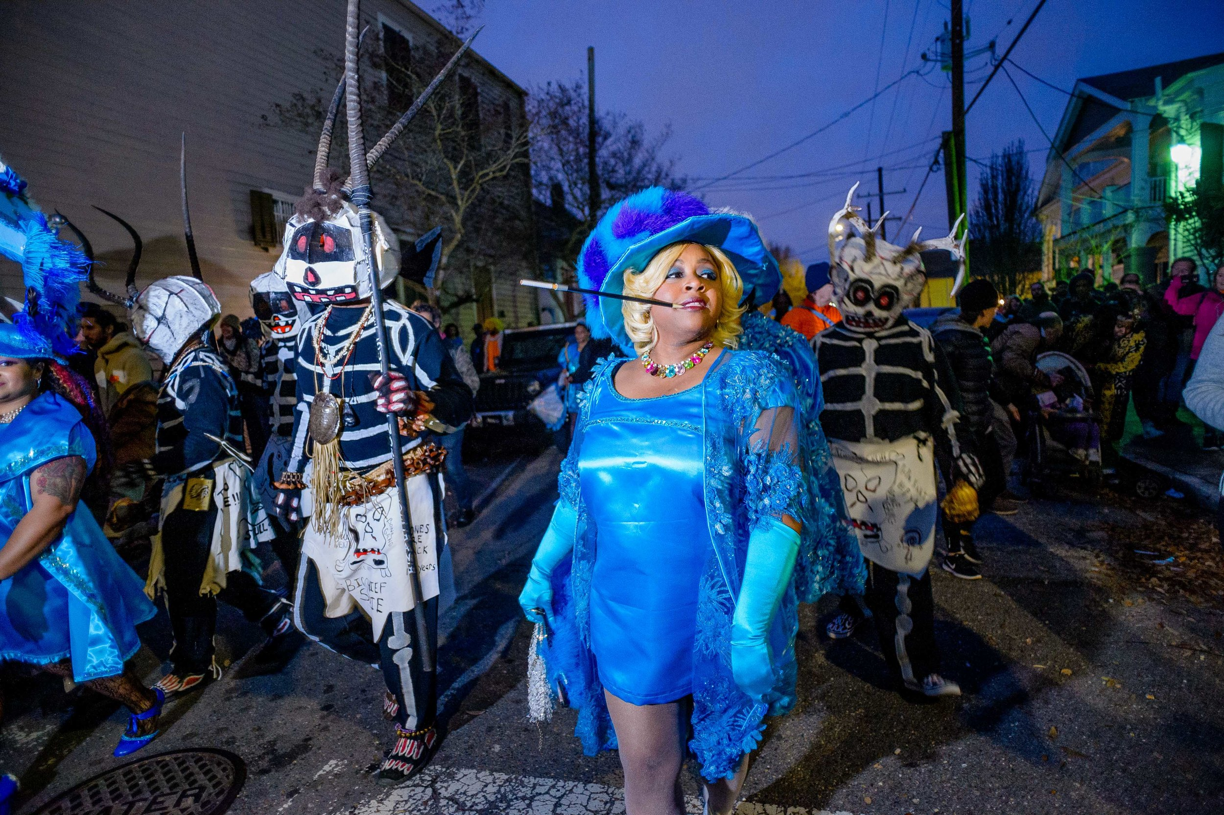 The North Side Skull and Bones Krewe