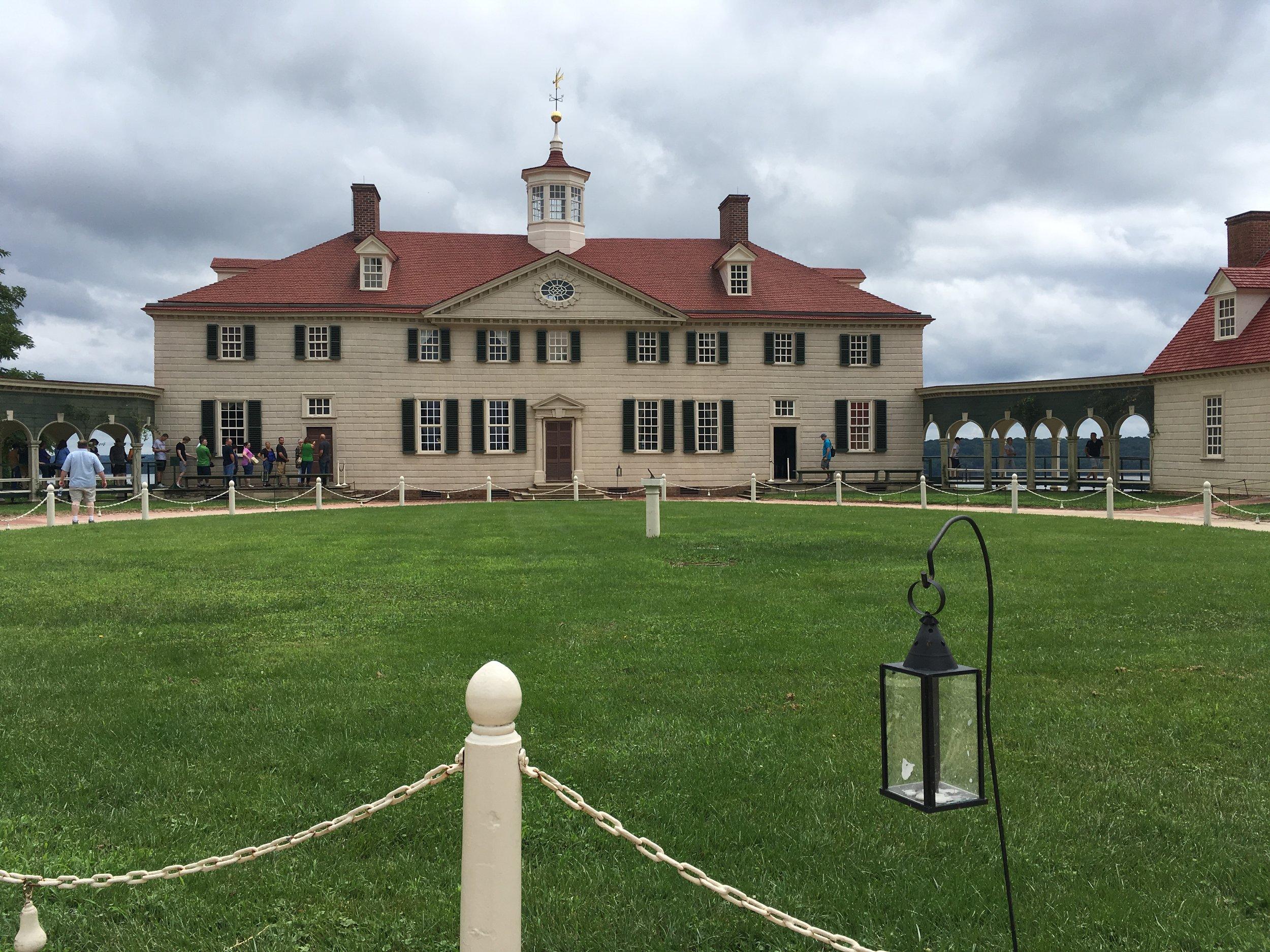 George Washington's Home