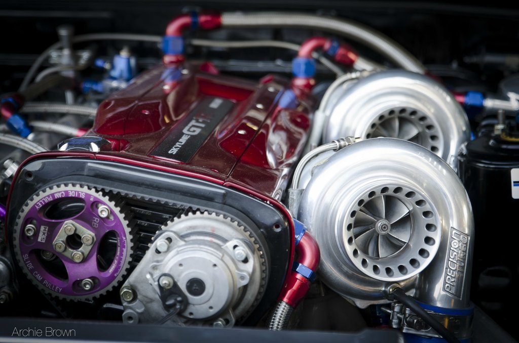 I bet this RB26DETT doesn't get great MPG.