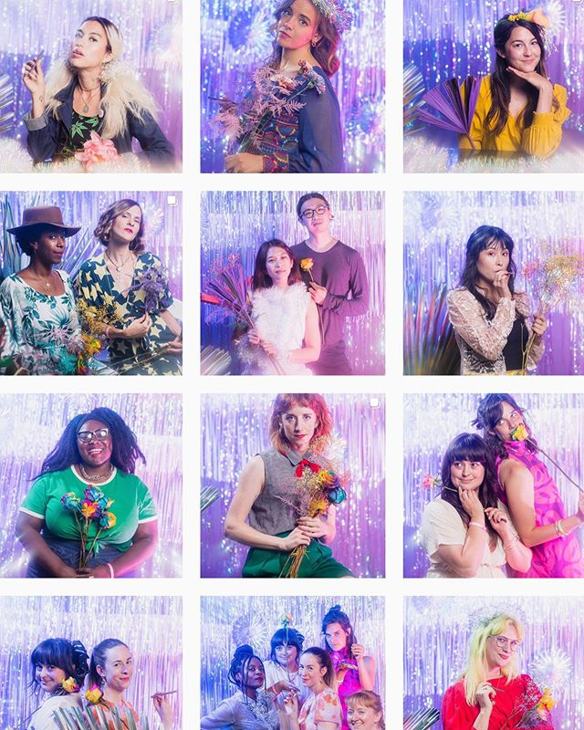 when i feel that afternoon energy dip setting in, i browse our tags for a potent dose of GLAM 🔮 shot by @visionkovios for our full spectrum portrait studio at In Bloom fest @broccoli_mag ⚡️ energy by @thelittlebeast @laurabenack @category56 @solonjeburnett @dannielswatosh @cando_wu @hanburgler @laurenyoshiko @basic.blaec.girl @annieelindsey @rachabees @e___l___f @mennlay @anjalouise @lauren_tussey @dianalynnvdm THANK YOU
