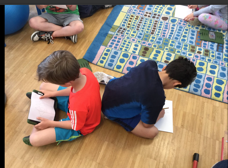 Sequence Drawing Activity
