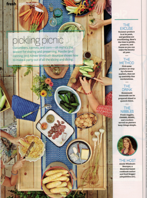 Better Homes and Gardens, August 2015