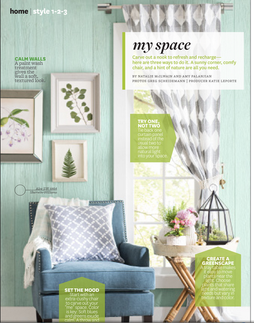 Better Homes and Gardens, October 2015