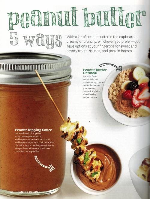 BHG Pantry Recipes, 2012