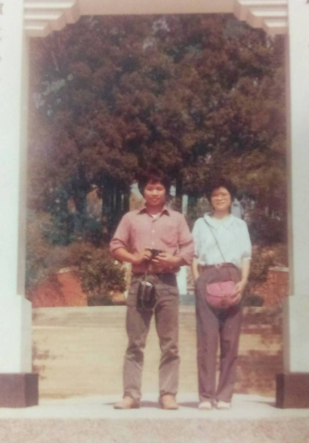 My parents before I was born…