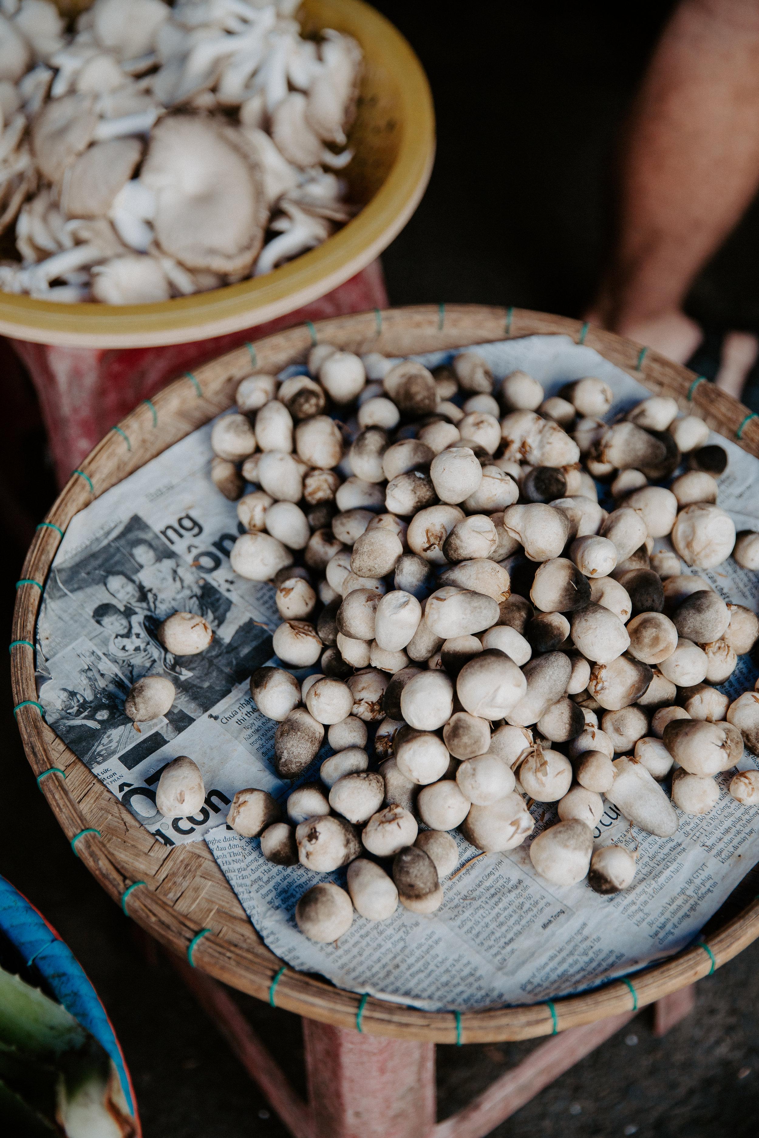 Travel Photography - Vietnam Street Photography - Asian Market