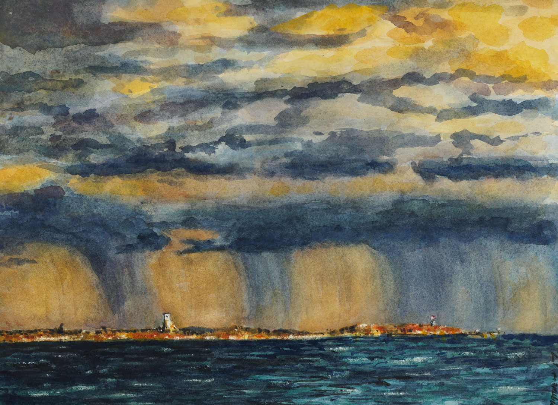 Passing Storm, Halifax