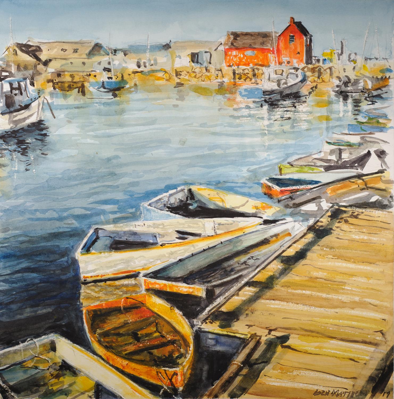 Rockport Dock