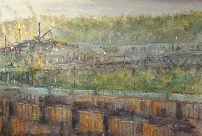 Edgar Thomson Plant, Pittsburgh, Pa.