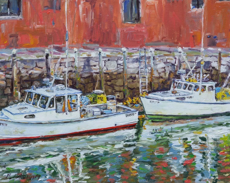 Boats, Portland Maine