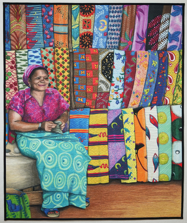 Fabrics for Sale   (print available)