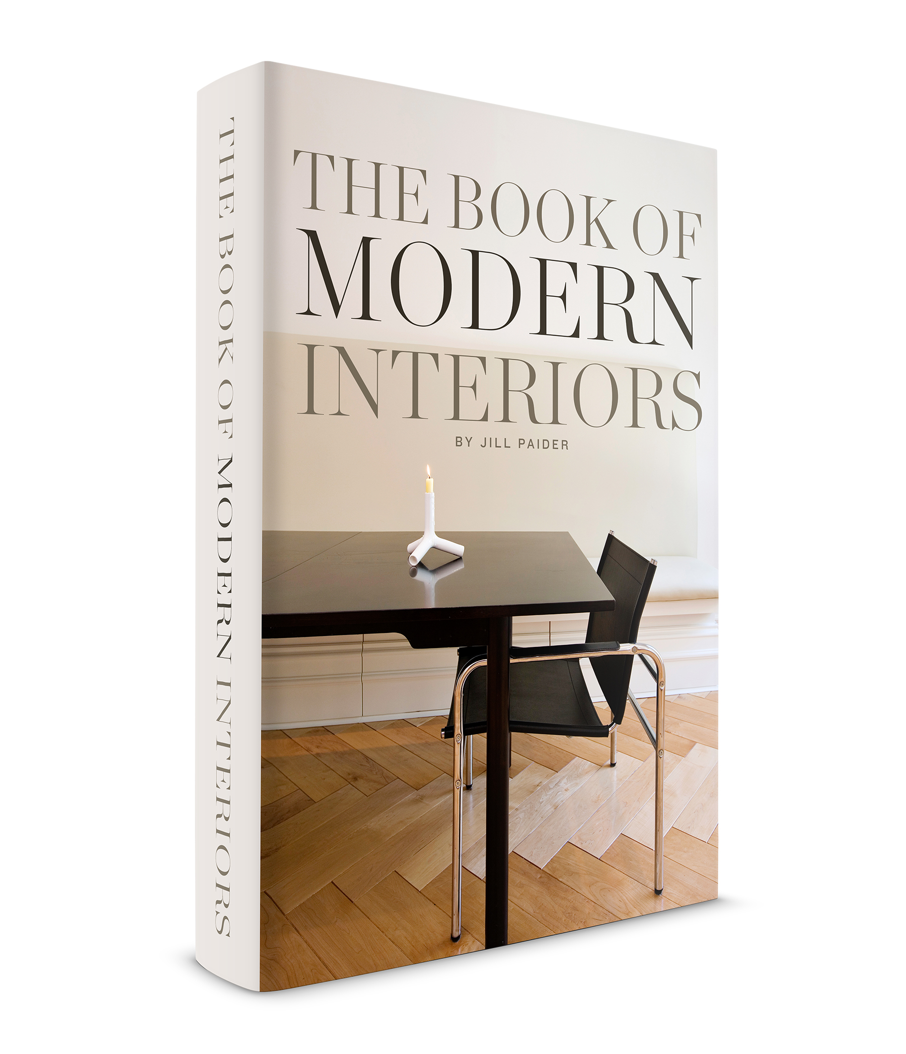 THE BOOK OF MODERN INTERIORS