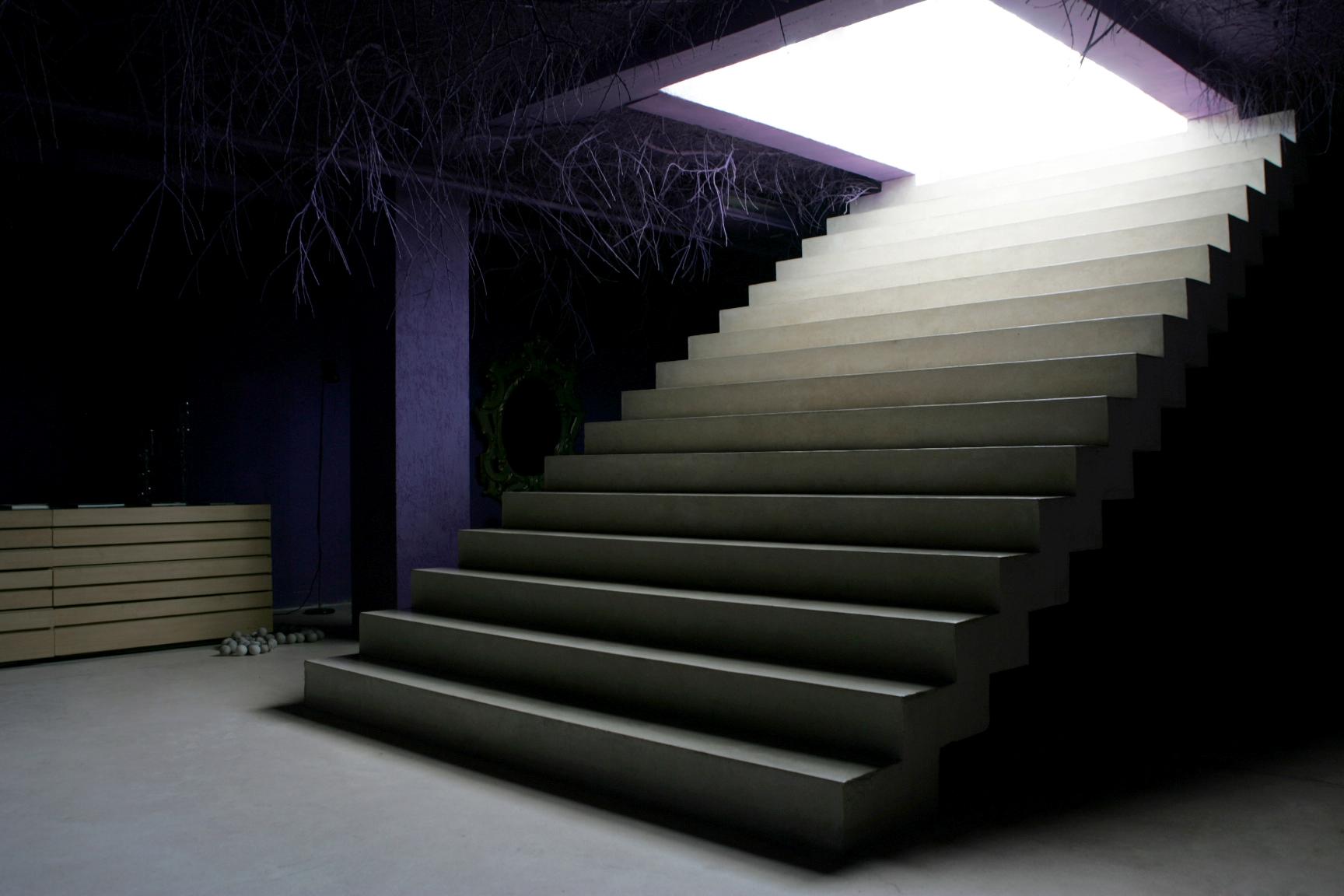 Emergent Glow, 2007