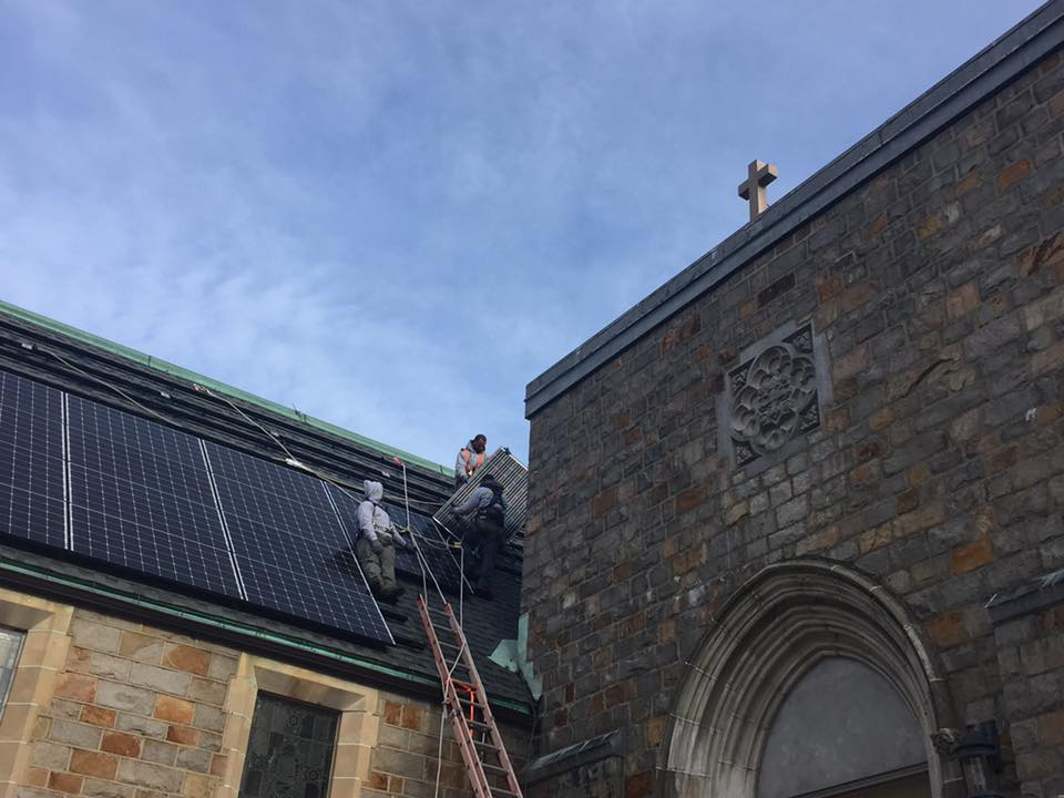 Bethel AME Church solar going up.jpg
