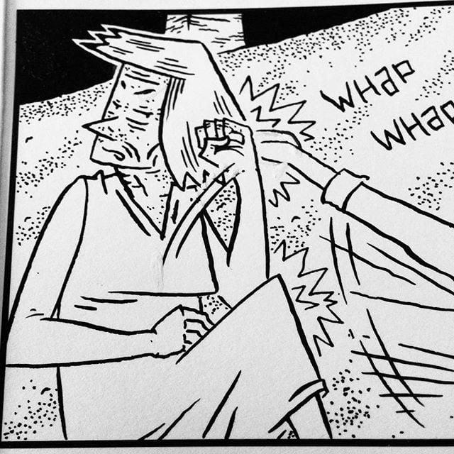 Dumpling King issue 10. #comics