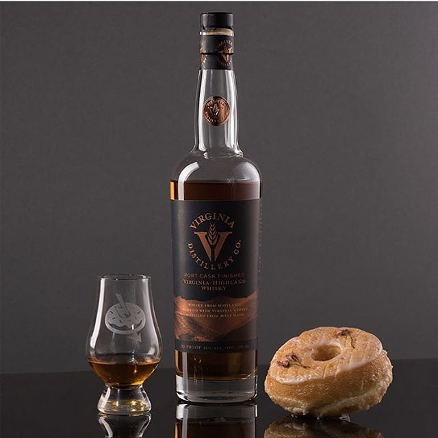 Check out the this pairing from @whiskyanddonuts