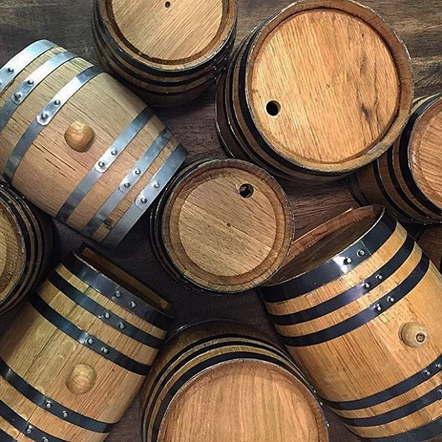 Our barrels are made in the USA out of American White Oak and built for aging your favorite spirits.  #buyoakbarrels #madeinamerica