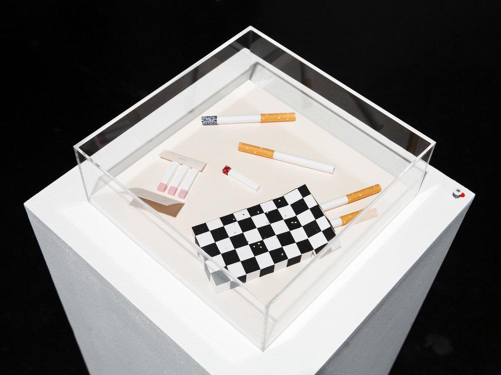 Cigarettes & Matches