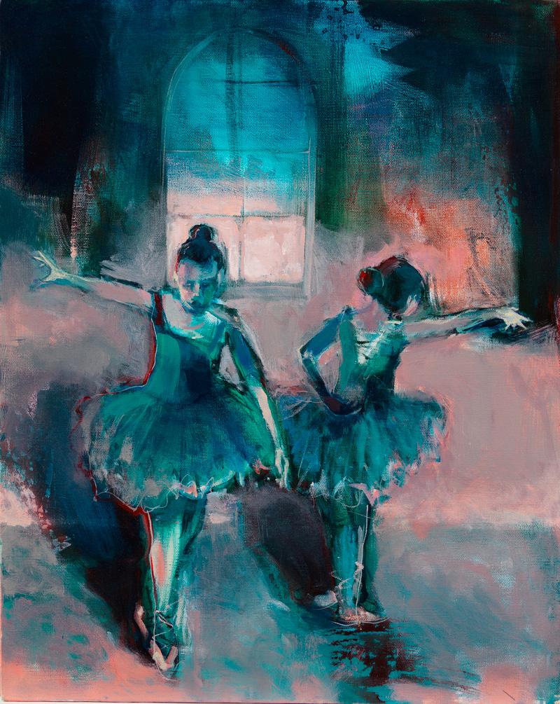 Two Ballerinas
