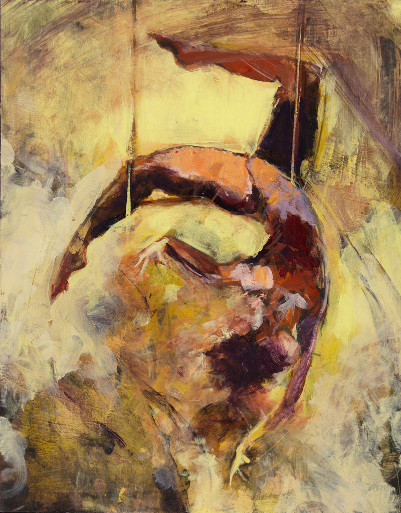 Untitled Trapeze Artist