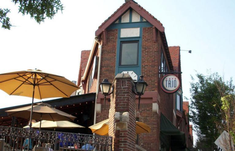 Cafe Trio 4558 Main St, Kansas City, MO.
