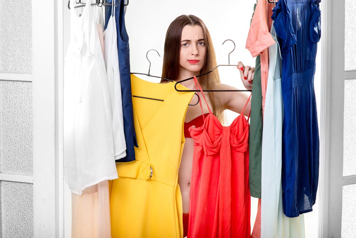 A Perfectly Edited Wardrobe