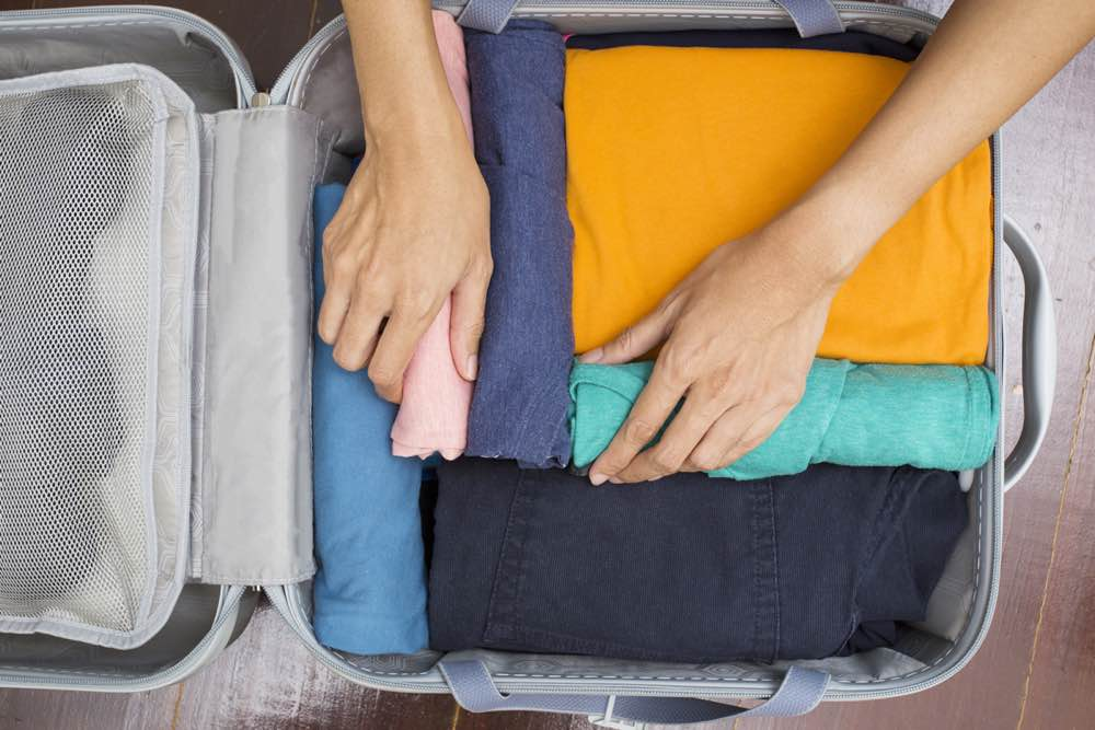Ultimate packing strategy for the business traveler