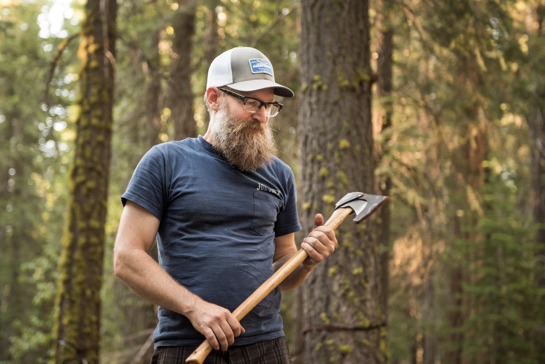 Lumberjack Bill