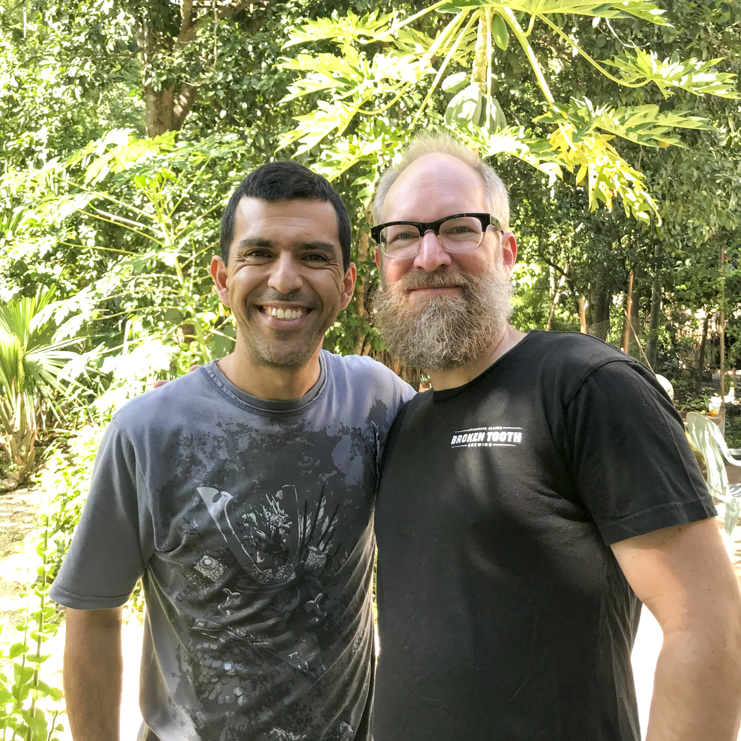 Luis - the best Airbnb host!