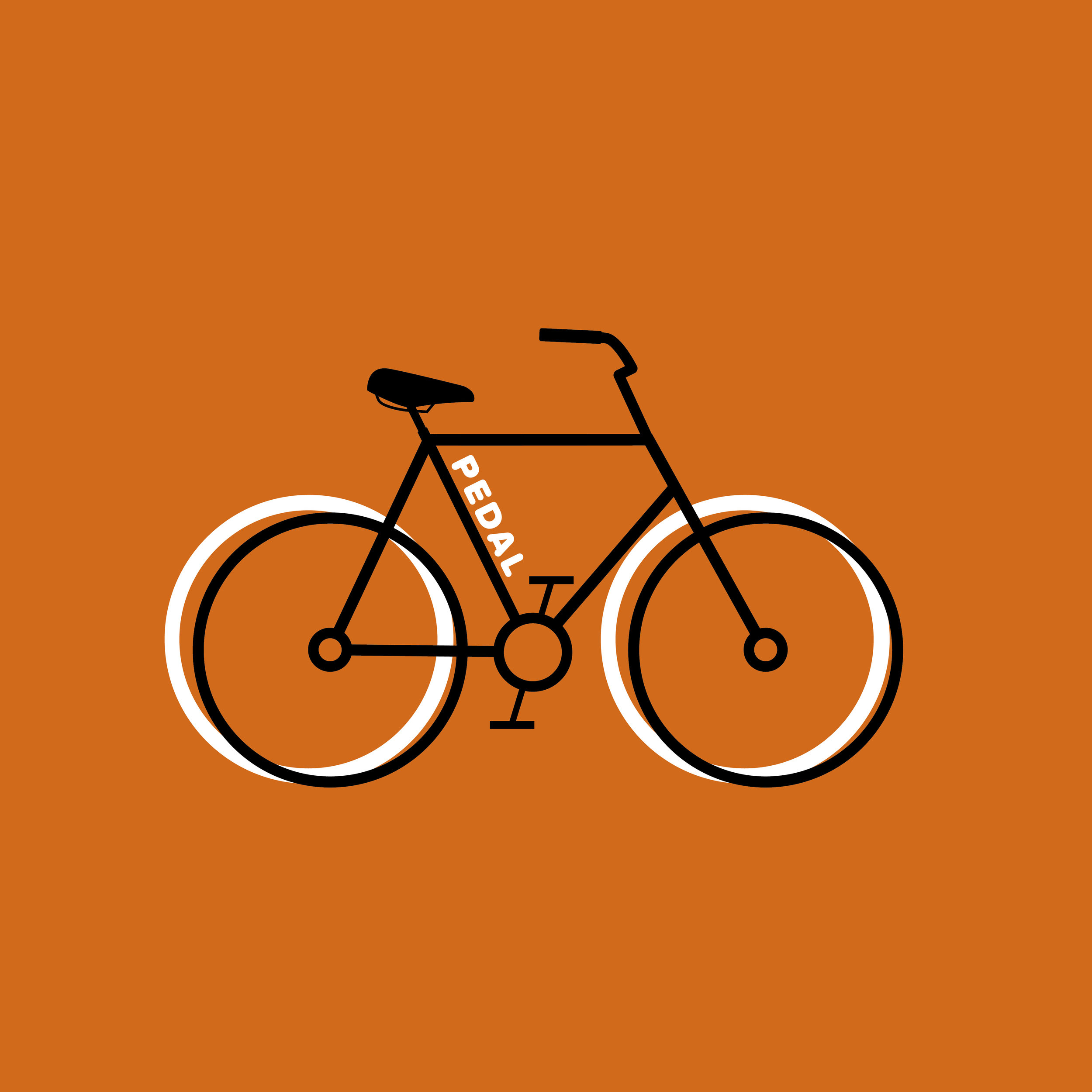 I Want To Ride My Bicycle Eric Watson Graphic Design
