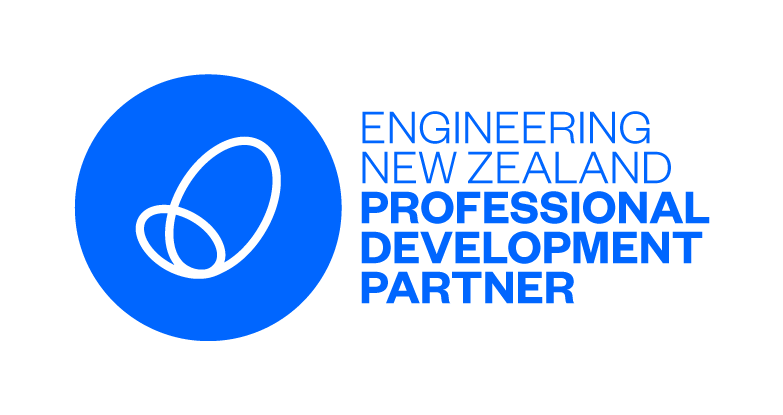 Professional Responsibility - IPENZ Certificate of RecognitionEngineering NZ Professional Development Partner Certificate