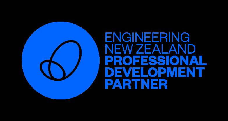 Professional Responsibility - IPENZ Certificate of RecognitionEngineering NZ Professional Development Partner Certificate