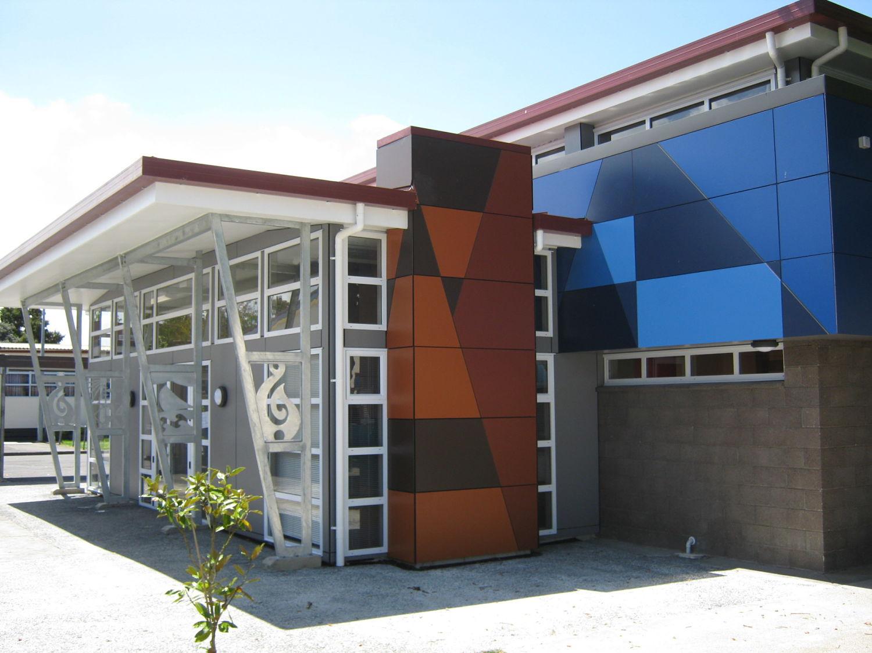 James Cook High School library.jpg