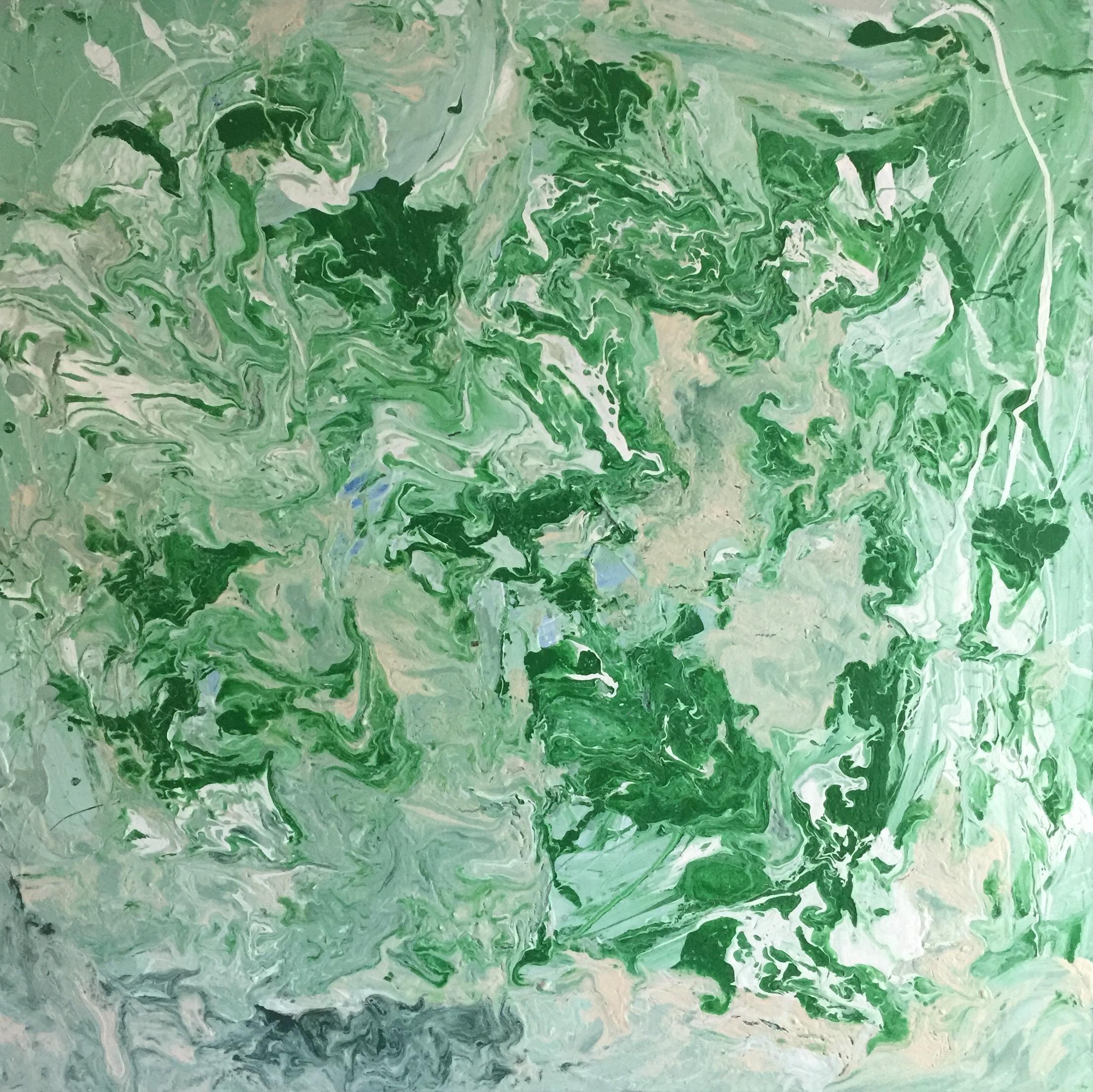 Untitled Green (Cambridge 2018)