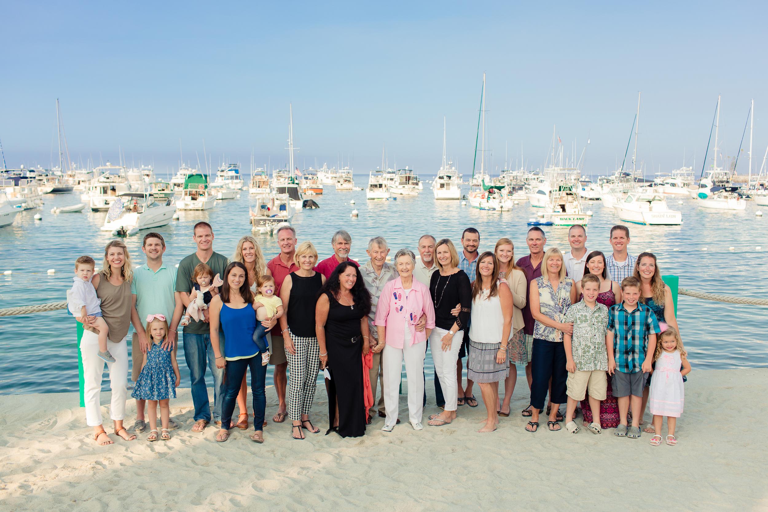 Hansen Family Gathering at Avalon - June 2015